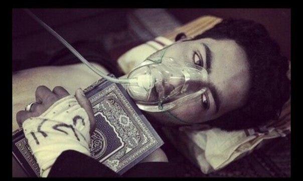 В трудный момент,я понимаю,что со мной только Аллах...