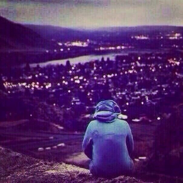 Я не одинок, ведь со мной Аллах!