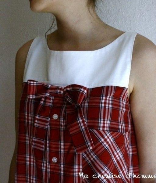 1. В этой подборке находяться фото идей по переделке мужских рубашек в женские платья. .  Также можно сшить акие...