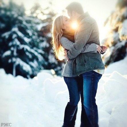Пусть у каждого, эта зима — будет сказочно прекрасна, в объятиях любимого челове...