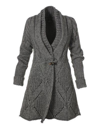 针织外套(大衣) - maomao - 我随心动