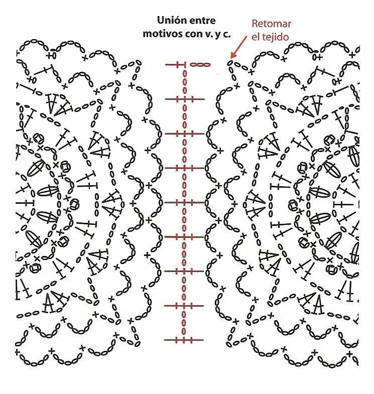 钩针背心(148) - 柳芯飘雪 - 柳芯飘雪的博客