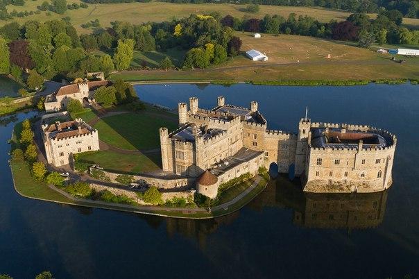 Замок Лидс - один из красивейших замков мира