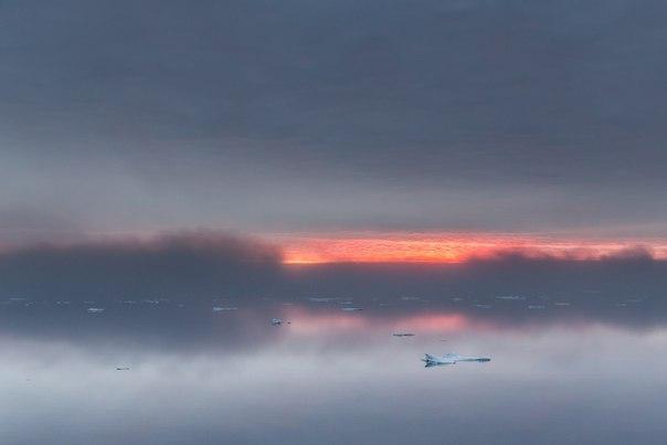 «Безмолвная Арктика». Карское море. Автор фото — Дмитрий Лобусов