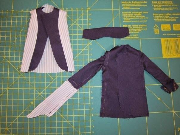 Как сшить пиджак своими руками пошагово 94