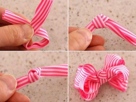 Как сделать волосы на заколках своими руками