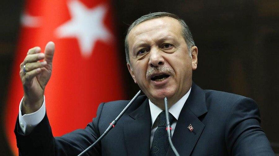 Эрдоган Путину - убирайся из Сирии пока руки, ноги целы