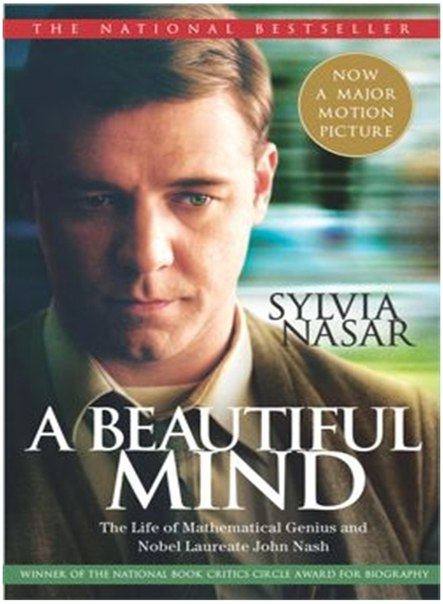 the colors of a beautiful mind essay
