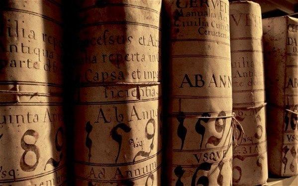 Самая секретная библиотека.