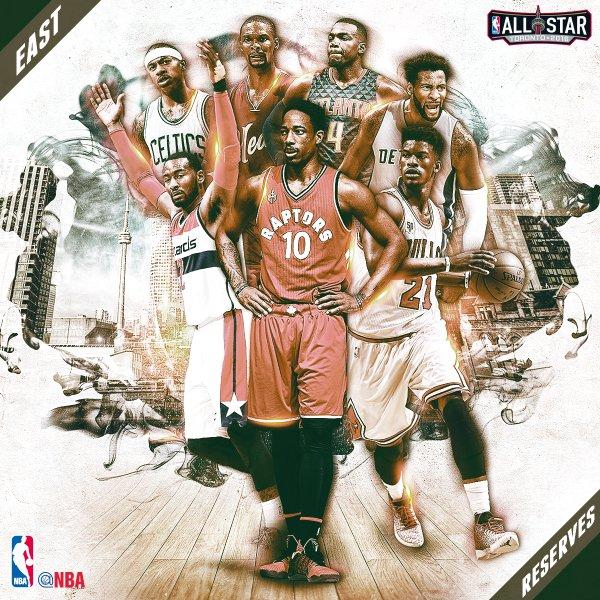 Матч звезд НБА-2016. Стали известны запасные игроки команд