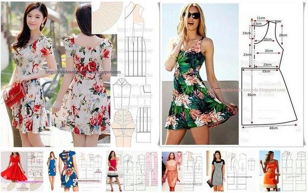 Как сделать платья футляры