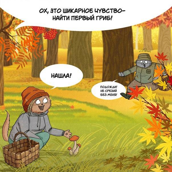 Отцвели цветы, падают листья, птицы молчат, лес пустеет и затихает.ОСЕНЬ. - Страница 3 WCjsU3XSXwg