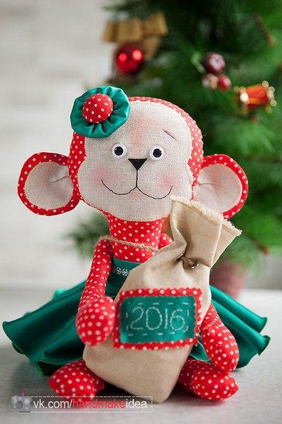 2012 год символ года сшить своими руками