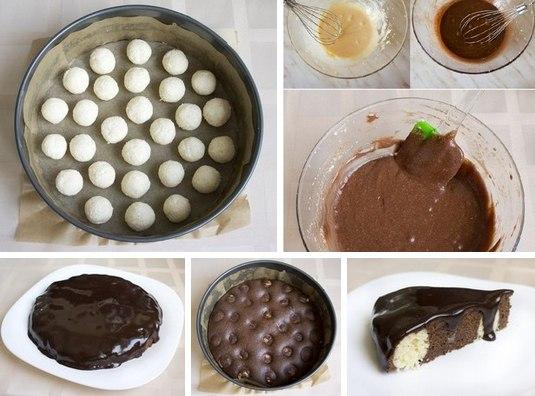 рецепт пирожное чоко пай