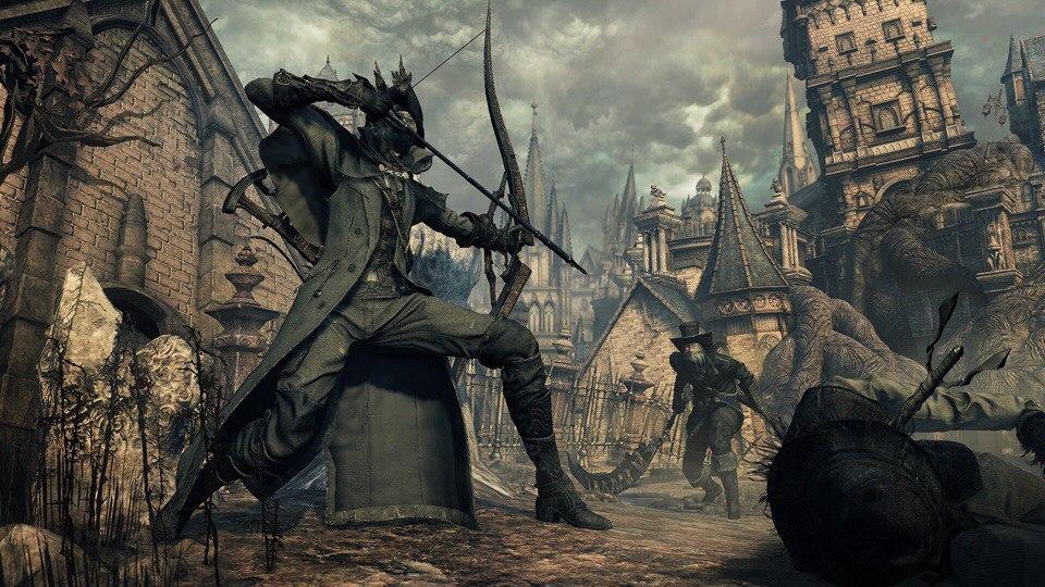 Bloodborne обзаведется дополнением The Old Hunters 24 ноября RJ9jAyOwPO8