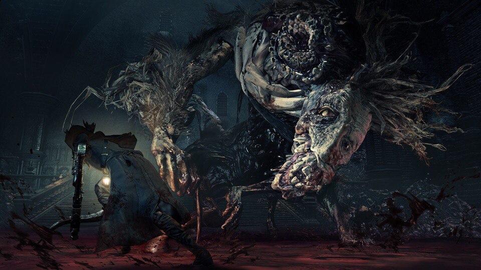 Bloodborne обзаведется дополнением The Old Hunters 24 ноября G_lxJZHPIJw