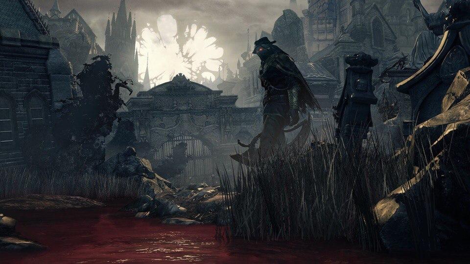 Bloodborne обзаведется дополнением The Old Hunters 24 ноября YIG_JvBFWSc