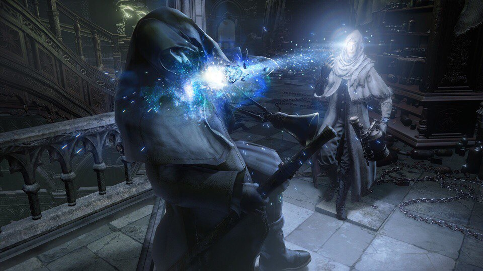 Bloodborne обзаведется дополнением The Old Hunters 24 ноября Zg9IpK_wSrc