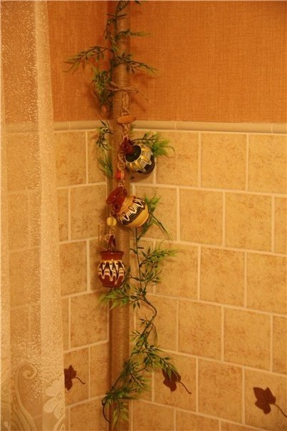 Как задекорировать трубы в ванной своими руками