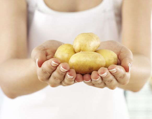 Картофельный сок: поможет похудеть и стать красивее