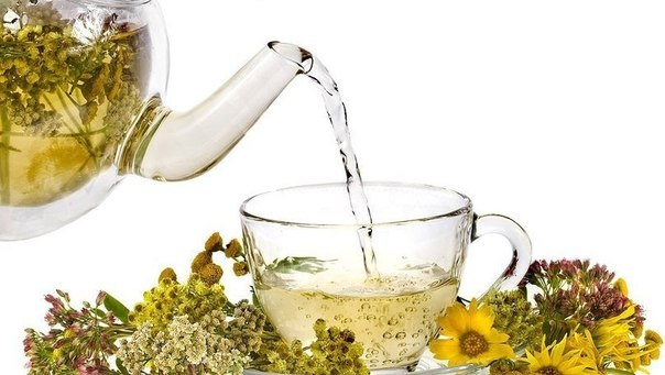 5 рецептов чая для похудения