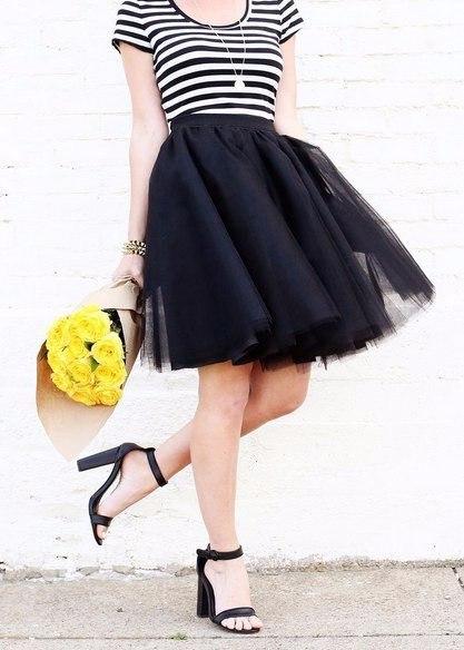 Урок по шитью пышной юбки