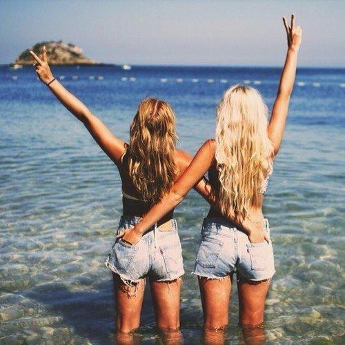с сестрами на море рассказ