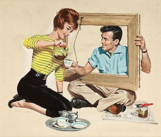 картинки жены приколы