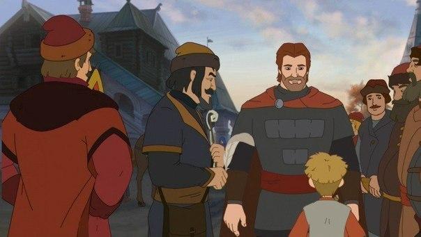 Крепость щитом и мечом 2015 мультфильм смотреть онлайн