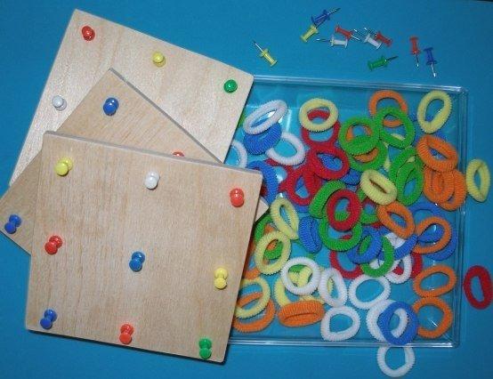 Развивающие игры для детей 6 лет своими руками в детский сад