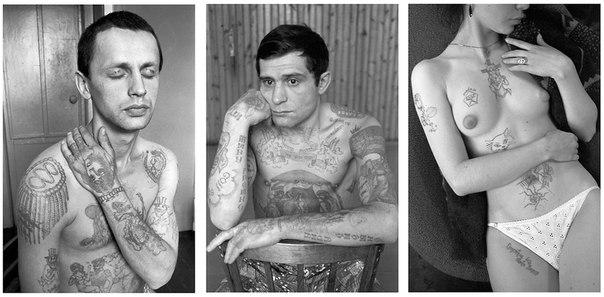 Татуировки заключенных фото и их значение