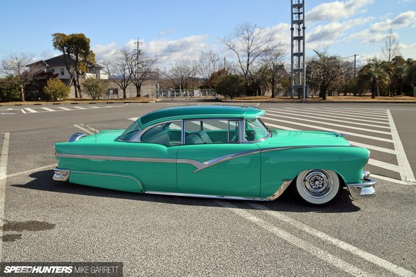 1955 Chevrolet Bel Air. Ответ на утреннюю загадку. #CarsGirls