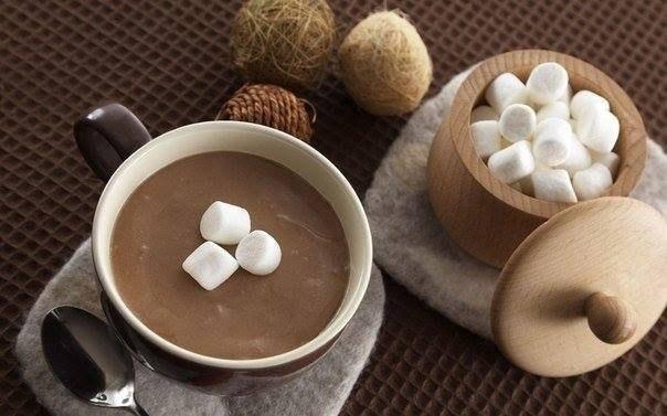 Горячий шоколад. 5 лучших рецептов.