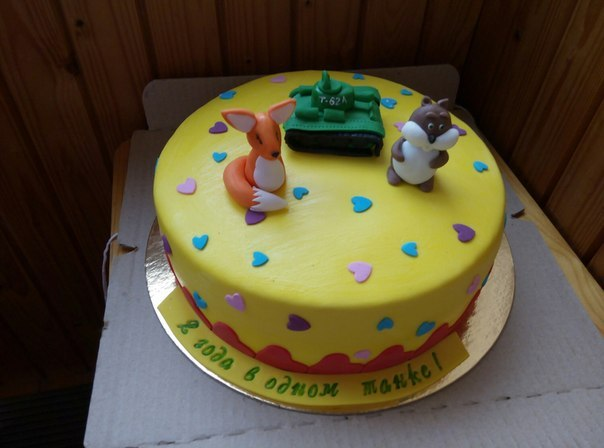 Так ждала свой тортик А получила совсем другое Мои пожелания вообще не