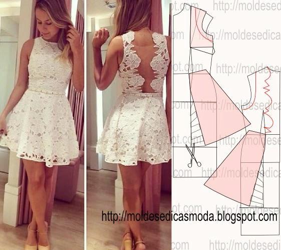 Сшить красивое платья своими руками