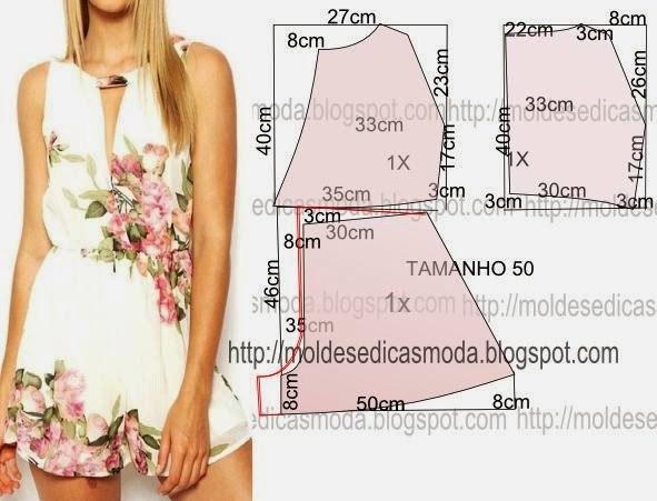 Моделируем летние шорты (5 фото) - картинка