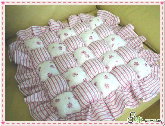 Шьем мягкий коврик для малышей. Мастер-класс…. (9 фото) - картинка