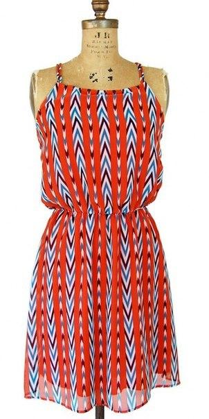 Шьем летние платья (8 фото) - картинка