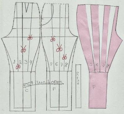 Моделируем брюки
