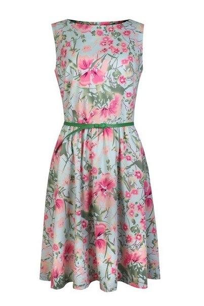 Шьем платье (2 фото) - картинка
