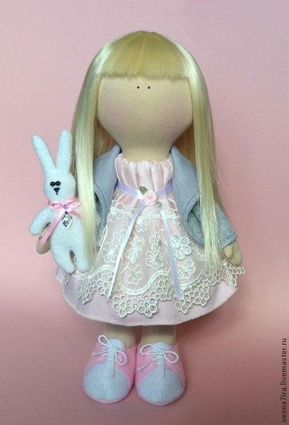 Мастер-класс по изготовлению тела для куколки - большеножки - Иван и Марго