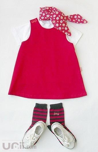 Шьем платья для девочек. Выкройки. (10 фото) - картинка