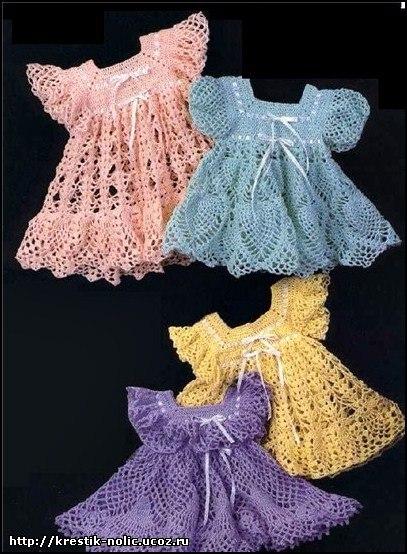 Платье на кокетке (3 фото) - картинка