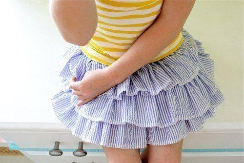Шьем юбочку с воланами. Мастер-класс (7 фото) - картинка