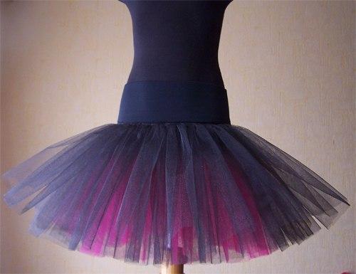 Детская фатиновая юбочка. Мастер-класс…. (9 фото) - картинка