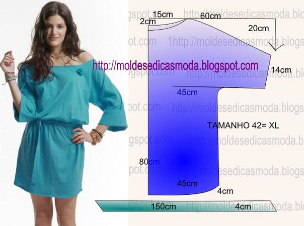 Шьём летние платья (6 фото) - картинка