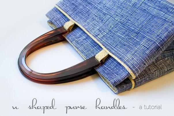 Шьем сумочку (9 фото) - картинка