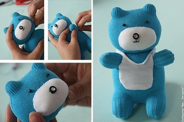Какую игрушку можно сделать своими руками фото