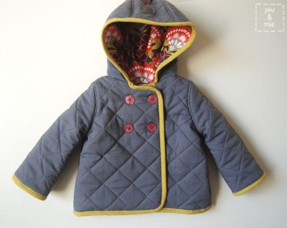 Шьем курточку для малышей (9 фото) - картинка