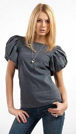 Шьем блузку (4 фото) - картинка